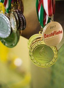 Medalii DESTILLATA Palinca Jamy